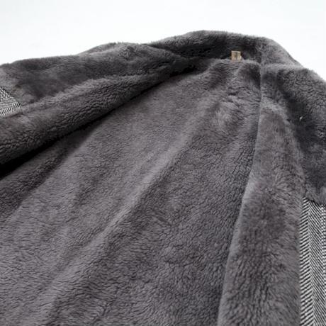 Vintage Wool Gang Coat
