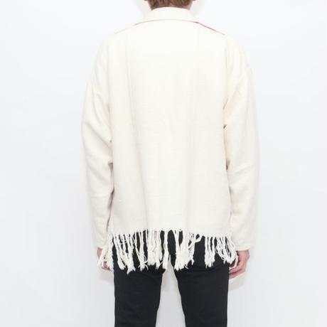 Embroidery Fringe Shirt