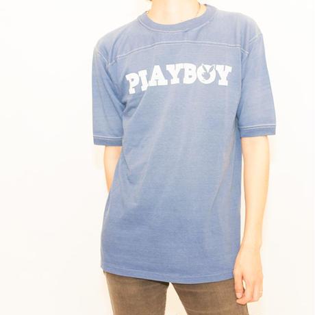 70's  Playboy Football T-Shirt
