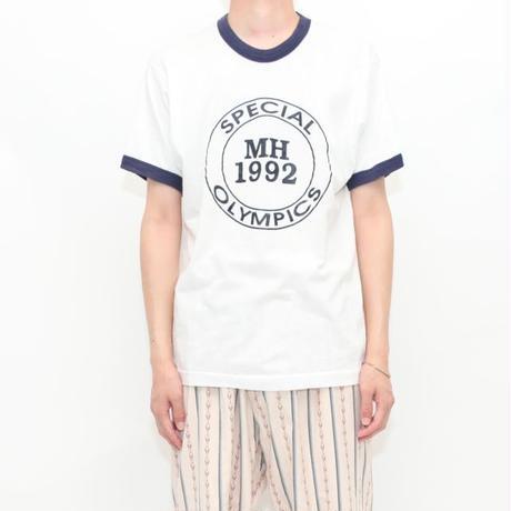Vintage Olympics Ringer T-Shirt