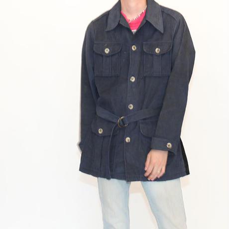 Vintage Levis Corduroy Safari Jacket