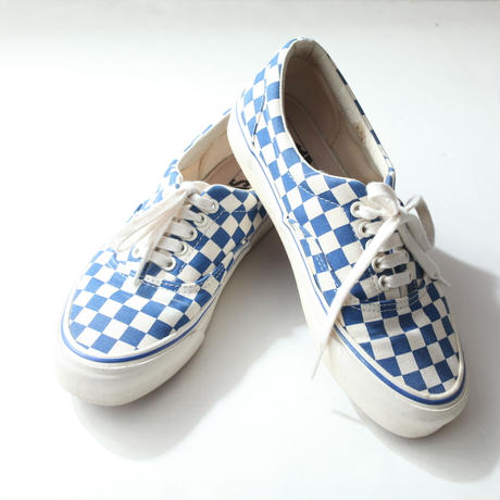 Vans Checkerflag Era
