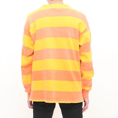 Border L/S T-Shirt