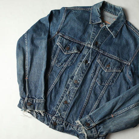 Levis Big E Denim Trucker Jacket