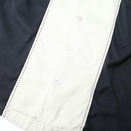 50s Like Silk S/S Shirt