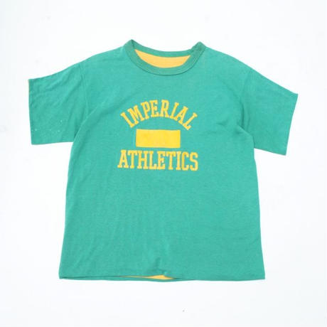 Vintage Athletics Print T-Shirt