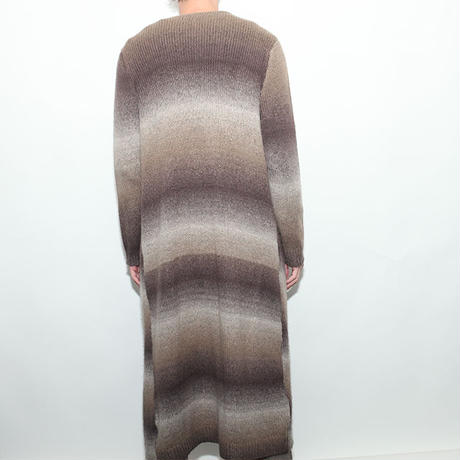 Long Knit Gown