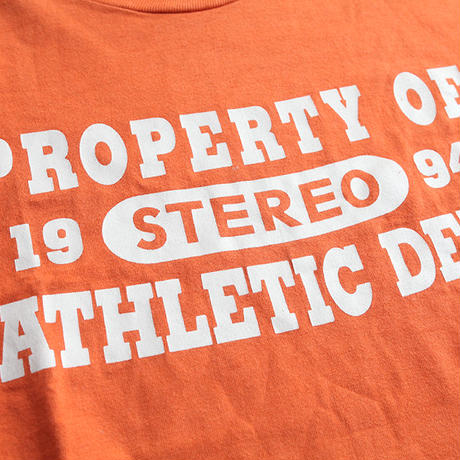 90s ステレオスケートボード Tシャツ Stereo Skateboards T-Shirt