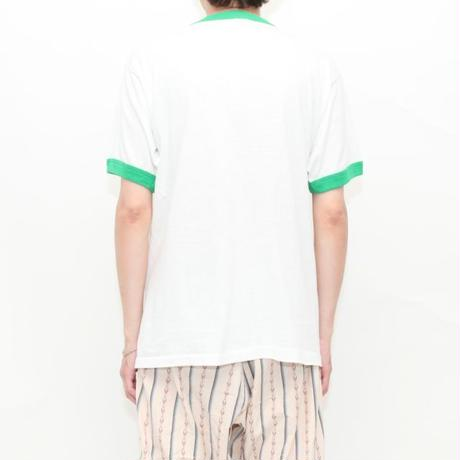Vintage Shamrocks Ringer T-Shirt
