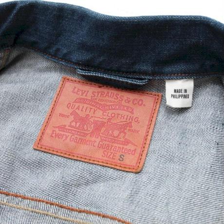 Levi's 1st Type Denim Jacket
