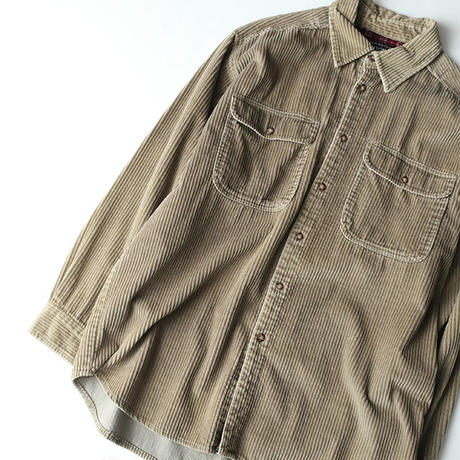 Fat Corduroy L/S Shirt
