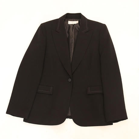 Stitch Black Tailored Jacket