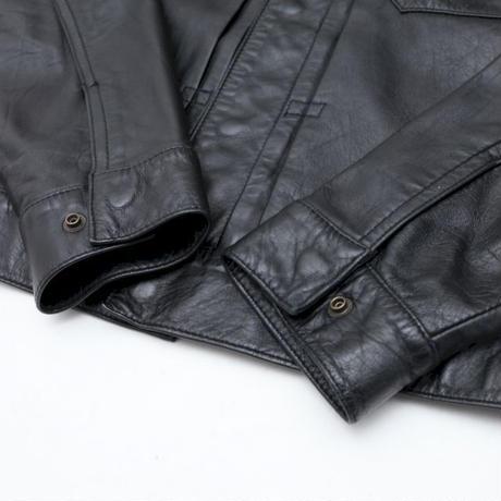 Single Leather Jacket
