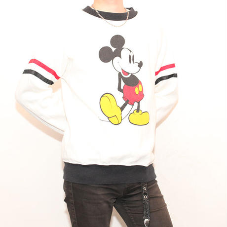 Vintage Mickey Sweat Shirt