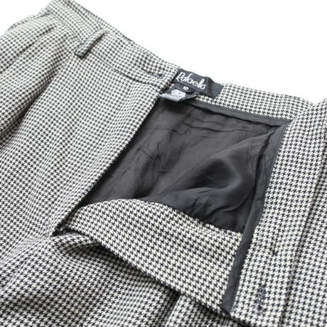Hound's Tooth Pants