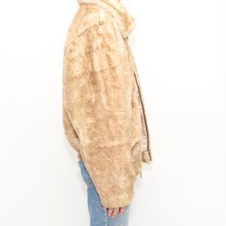 Vintage Faux Fur Jacket