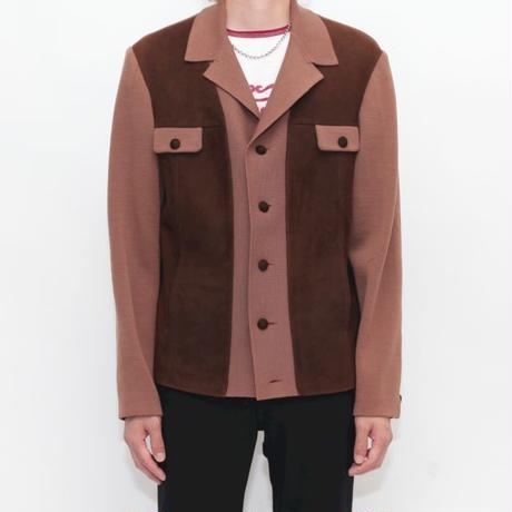 Vintage Nuback & Wool Jacket