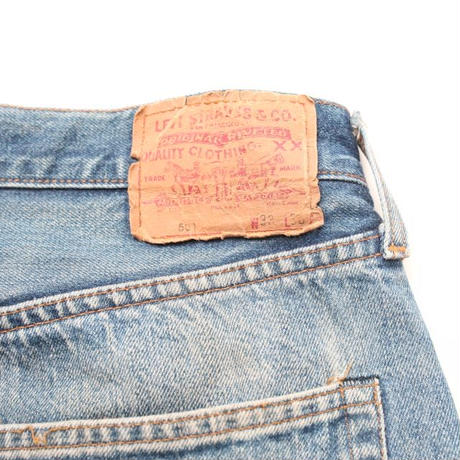 Levis 501 Denim Pants MADE IN USA