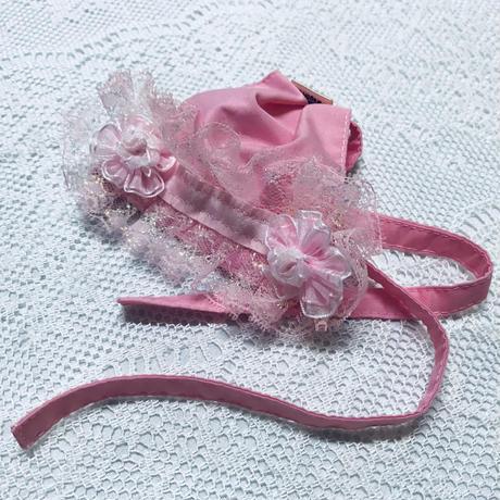 SWヘッドドレス(ピンク・S)