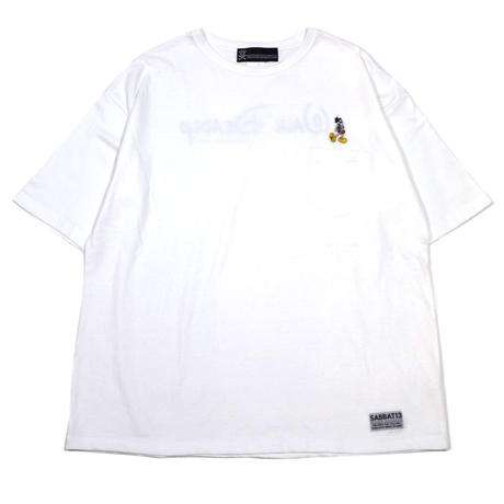 WALK DEADLY BIG T / WHITE