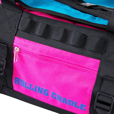 "ROLLING CRADLE バック ""3WAY DRUM BAG"" / PINK"
