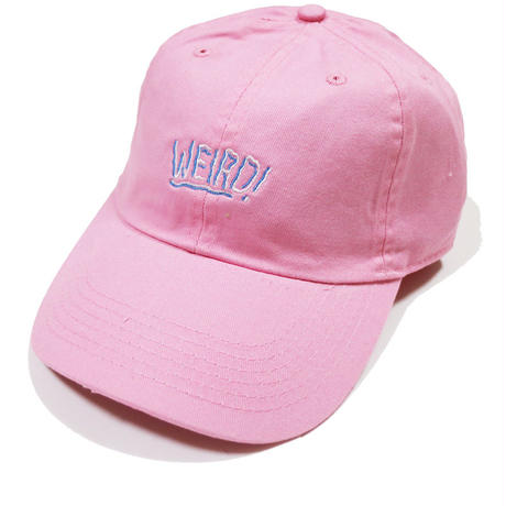 WEIRD LOW CAP / PINK