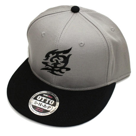 Eye-D SNAPBACK CAP / GRAY