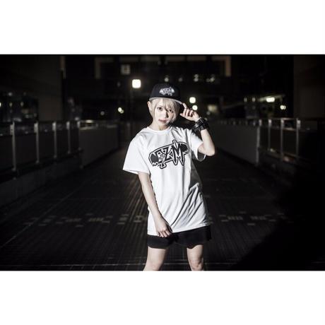 DJ GZM Tee / WHITE