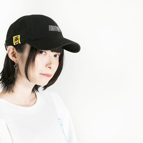 "【HEDWiNG】CAP ""Line Logo Ballcap"" / BLACK"