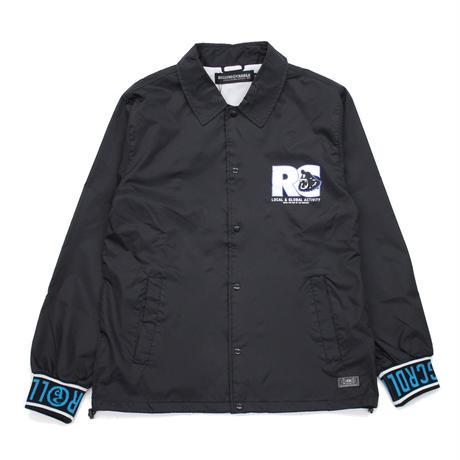 VAGABOND CYCLOPS COACH JKT / BLACK