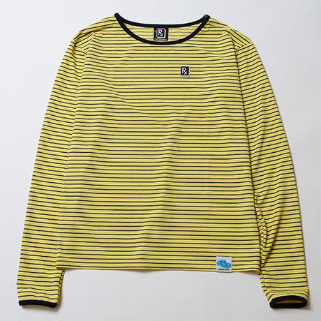 NOTICE [ LOOSE BORDER CUTSEW ] / YELLOW