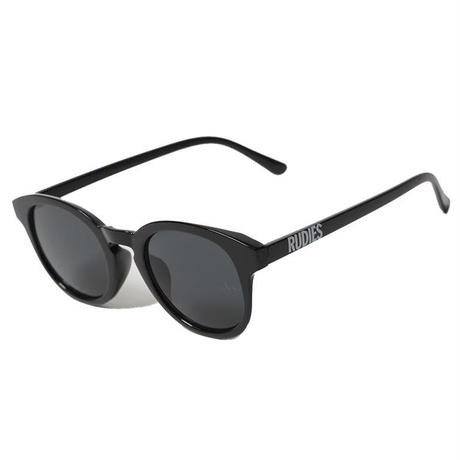 "【RUDIE'S】サングラス ""PHAT SUNGLASSES"" / BLACK-BLACK"