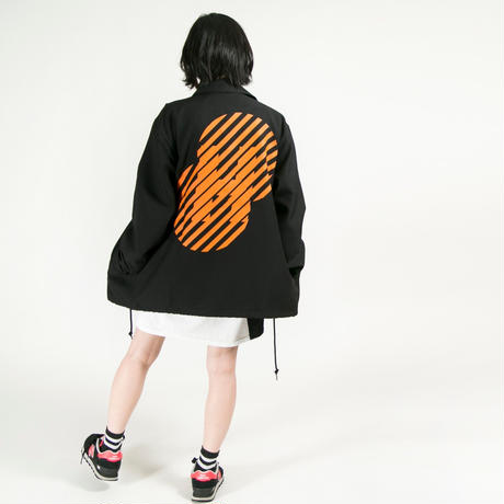 "HEDWiNG コーチジャケット ""Akebono"" Coach jacket"
