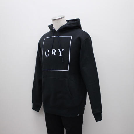 CRY -Pullover- / BLACK