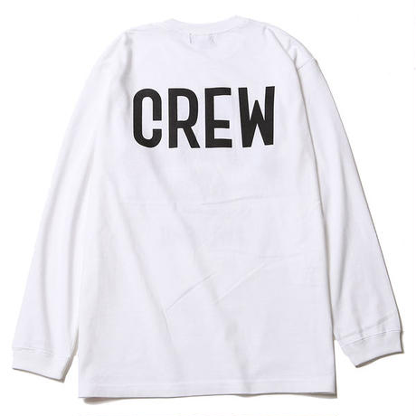 COLLEGE GRADATION LS-T / WHITE