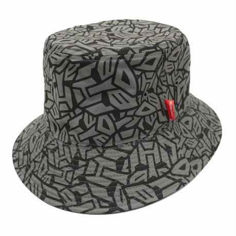 RC×TRANSFORMERS CYBERTRON VS DESTRON HAT / GRAY-CHARCOAL