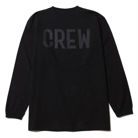 COLLEGE GRADATION LS-T / BLACK