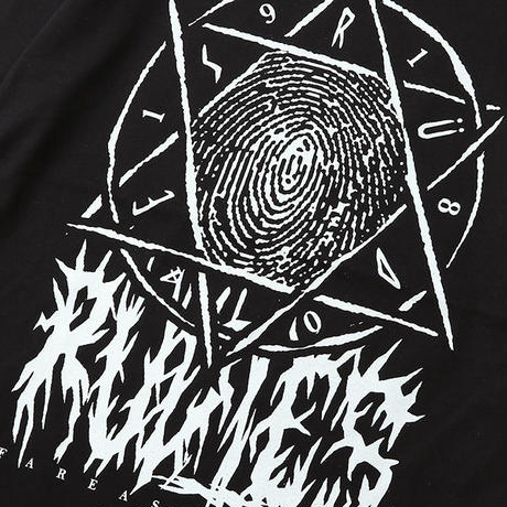 HEXAGRAM VICE-T / BLACK-EMISSION