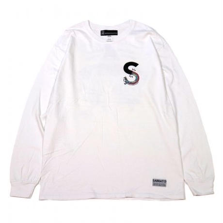 SERPENT WITCH L/S T / WHITE