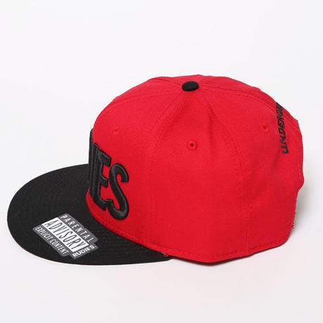 PHAT SNAPBACKCAP / RED