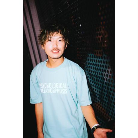 """【PLMP】Tシャツ """"PLMP LOGO 3"""" / MT GREEN"""