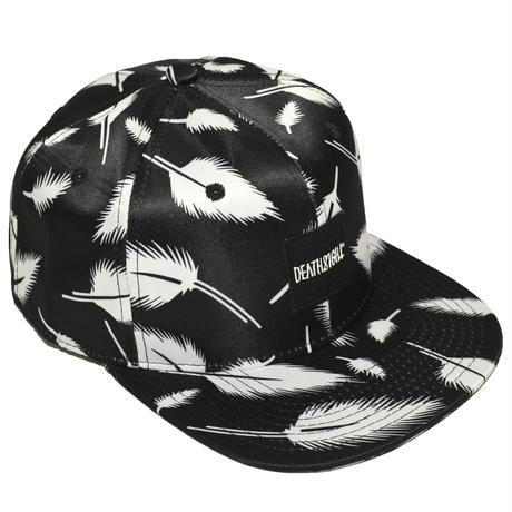 BOX LOGO CAP - FEATHER