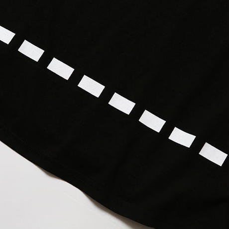 SORBET [ MOCK NECK CUTSEW ] / BLACK