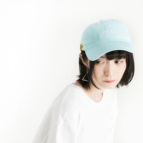 """【HEDWiNG】CAP """"Line Logo Ballcap"""" / LIGHT BLUE"""
