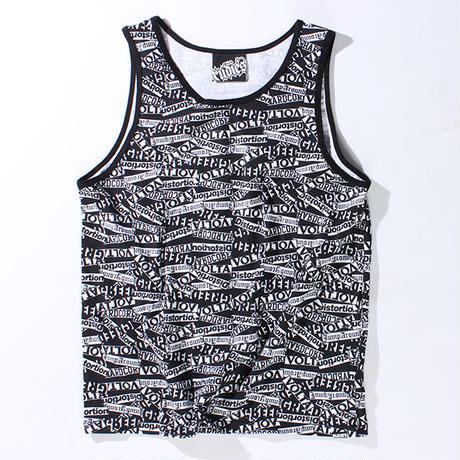 PASTE ALLOVER TANKTOP