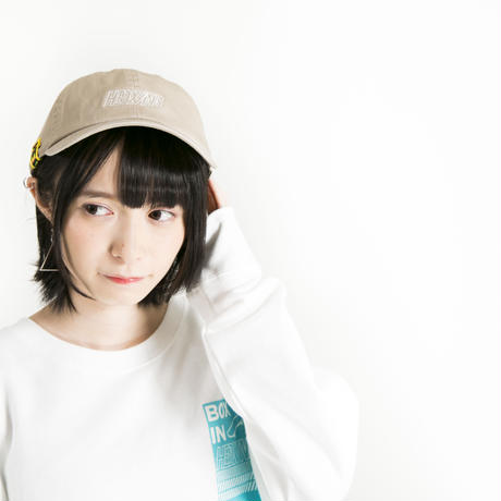 "【HEDWiNG】CAP ""Line Logo Ballcap"" / CHARCOAL"