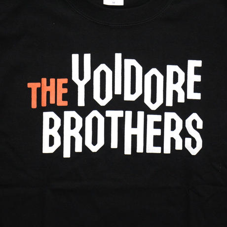 THE YOIDORE BROTHERS LOGO T-SHIRT