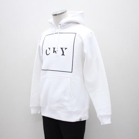 CRY -Pullover- / WHITE