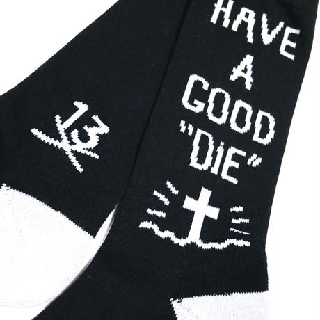 GOOD DIE SOX / BLACK