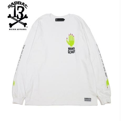 HAND OF GLORY L/S T / WHITE